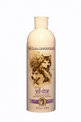 Self-Rinse Conditioning Shampoo & Coat Refresher